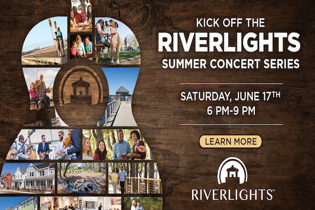 RiverLights Summer Concert Series