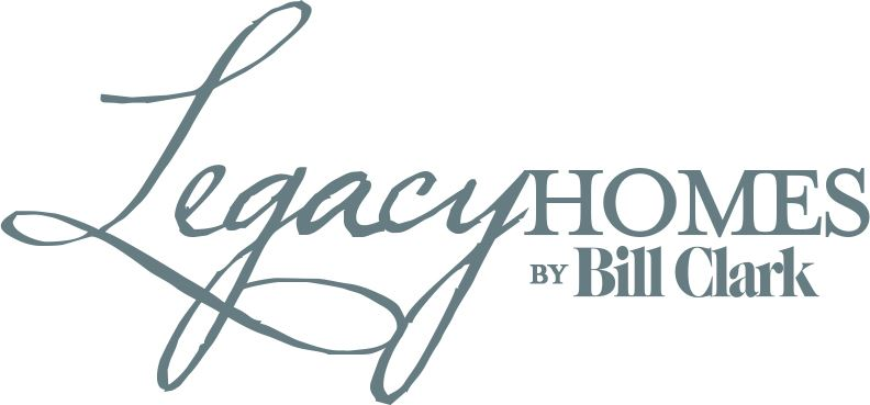 Legacy Homes by Bill Clark logo