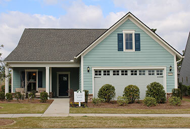 Del Webb 55+ homes in Riverlights Wilmington, NC