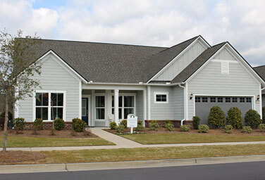 Low maintenance homes in Riverlights Wilmington, NC