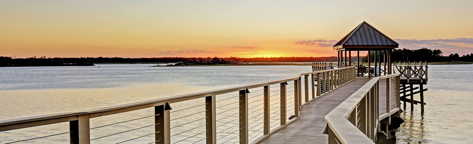 Pier at Riverlights New Home Community - Wilmington, NC