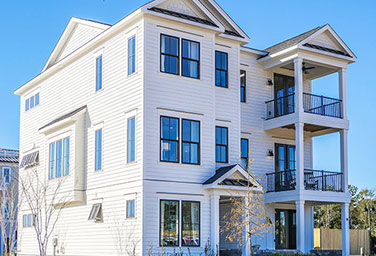 Townhomes in Riverlights Wilmington, NC