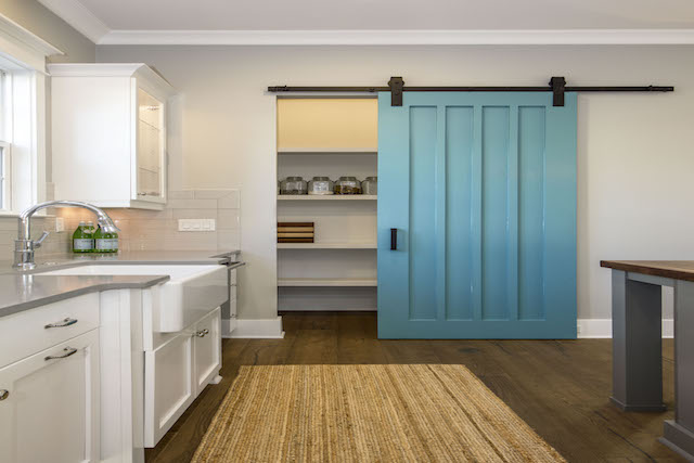The Tangier Model Home Pantry in Riverlights Wilmington, NC